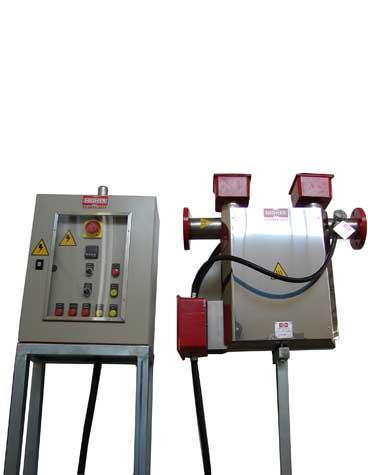 Sistema de Aquecimento de Gas