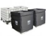 Manta Aquecedora de Container IBC